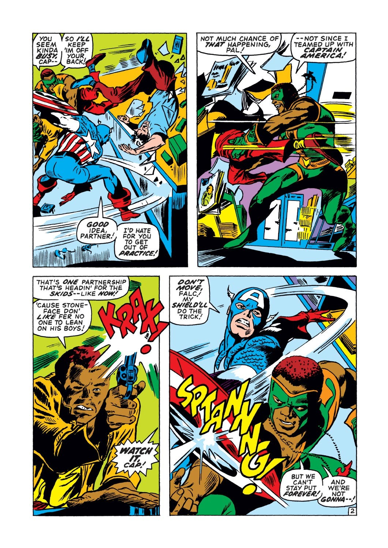 Captain America (1968) Issue #134 #48 - English 3