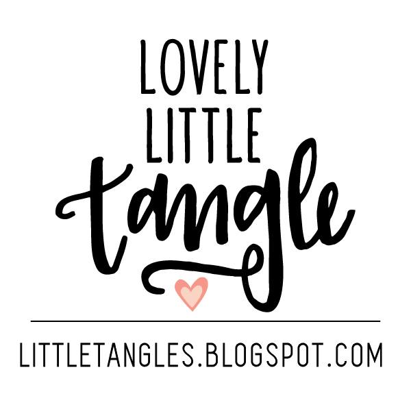 Lovely little tangle!