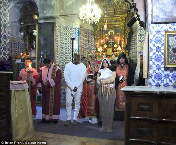 north west baptism israel