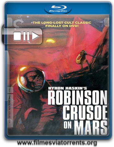 Robinson Crusoé em Marte Torrent - BluRay Rip 720p e 1080p Legendado (1964)