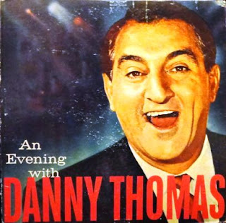 Danny Thomas - An Evening with Danny Thomas (196?)