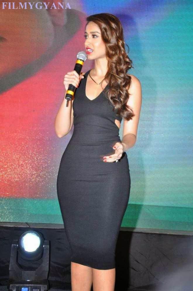 Ileana Dcruz Photos At Lakshmi Raave Maa Intiki Audio Launch