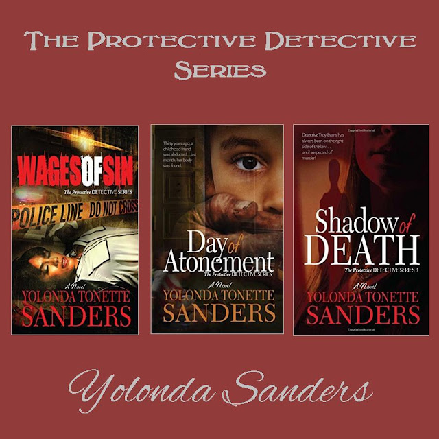 The Protective Detective Series by Yolonda Sanders