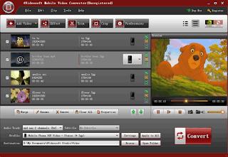 4Videosoft มือถือ Video Converter v5.0.8 Full Patch Pc+screenshoot430