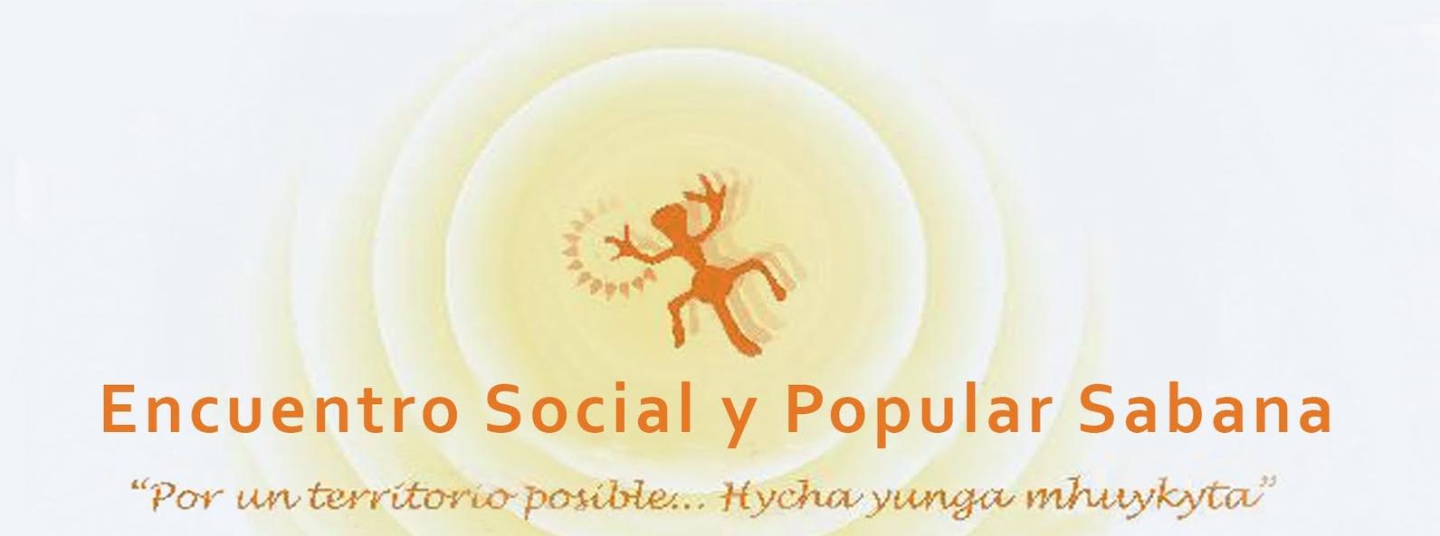 ENCUENTRO SOCIAL Y POPULAR SABANA