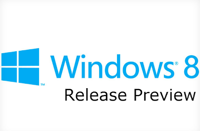 Windows 8, Release Preview, Logo, Box Logo, Image, Sreenshoot