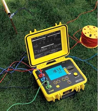 Earthing systems design steps part two electrical knowhow for Soil resistivity