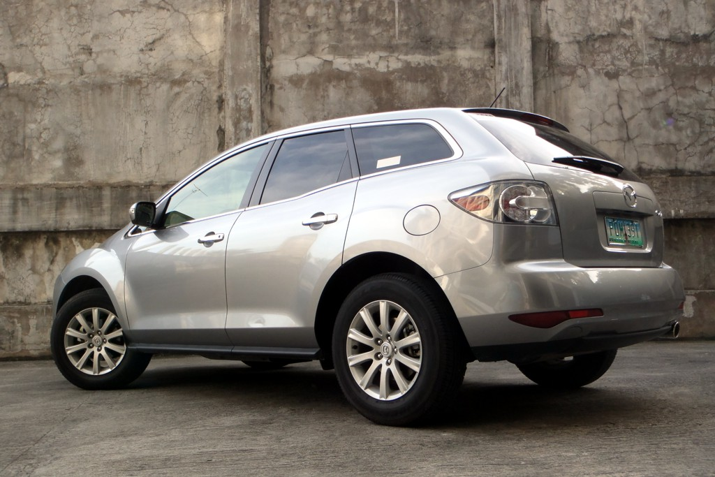 Where is the Mazda CX7 made?