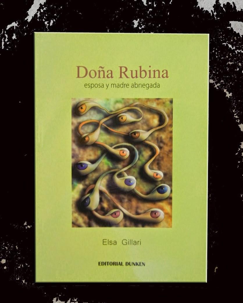 Doña Rubina, esposa y madre abnegada
