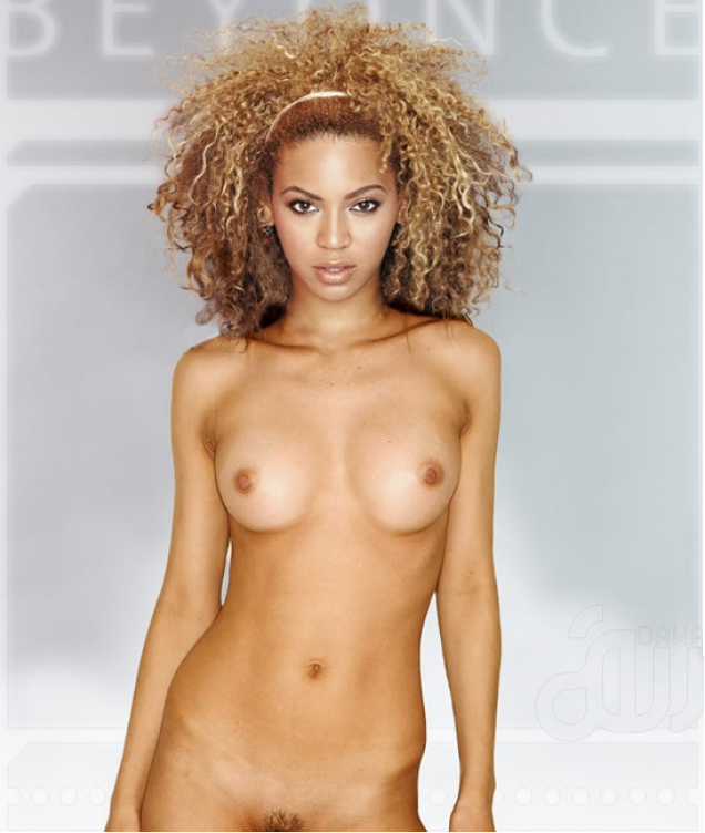 beyonce real naked pictures