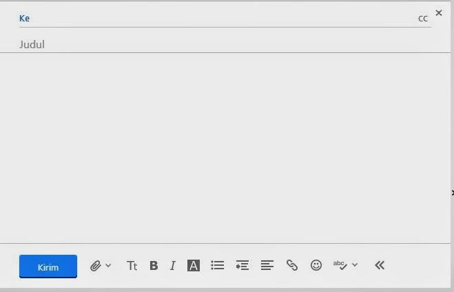 Cara Mengirim Email di Yahoo dan Gmail