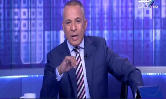 """ماذا فعل وقال أحمد موسى عن الشخص الذي أحضر له فيديو """"اللعبة"""" على أنها هجمات روسية ضد داعش ؟"""