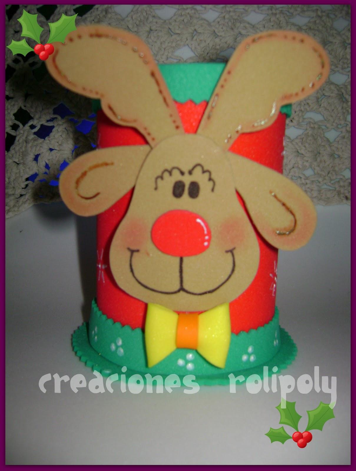 creaciones rolipoly: noviembre 2011