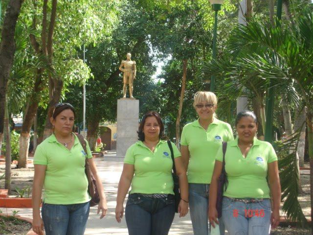 Plaza Bolívar de Quibor
