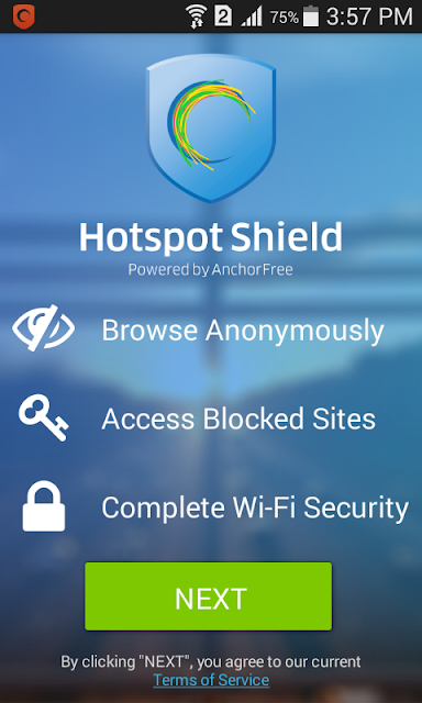 hotspot shield elite for android free