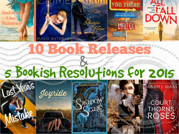 2015 [Bookish] Wishes and Goals