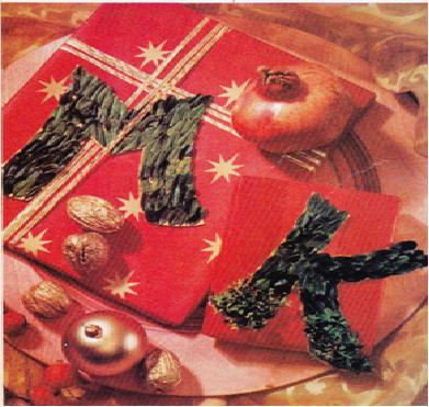 Manualidades diversas para navidad