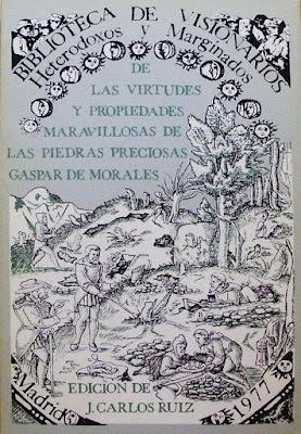 Gaspar de Morales, libro