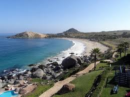 Playa Blanca en Chile