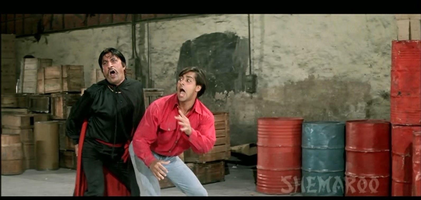 Crime Master Gogo, Salman Khan