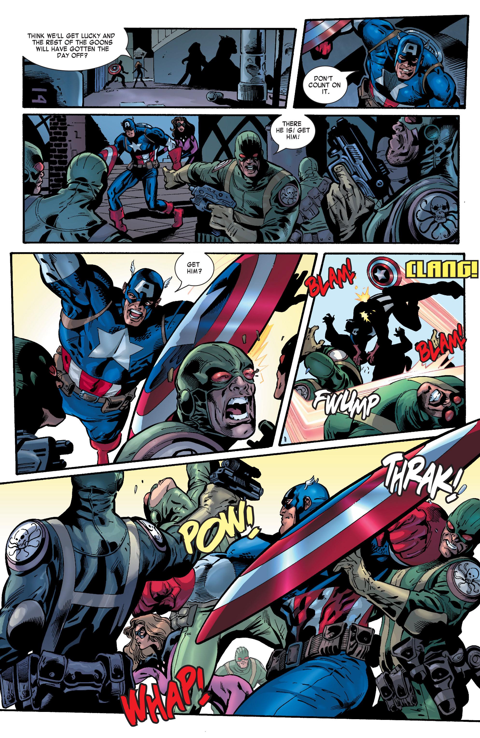 Captain America (2002) Issue #29 #30 - English 17