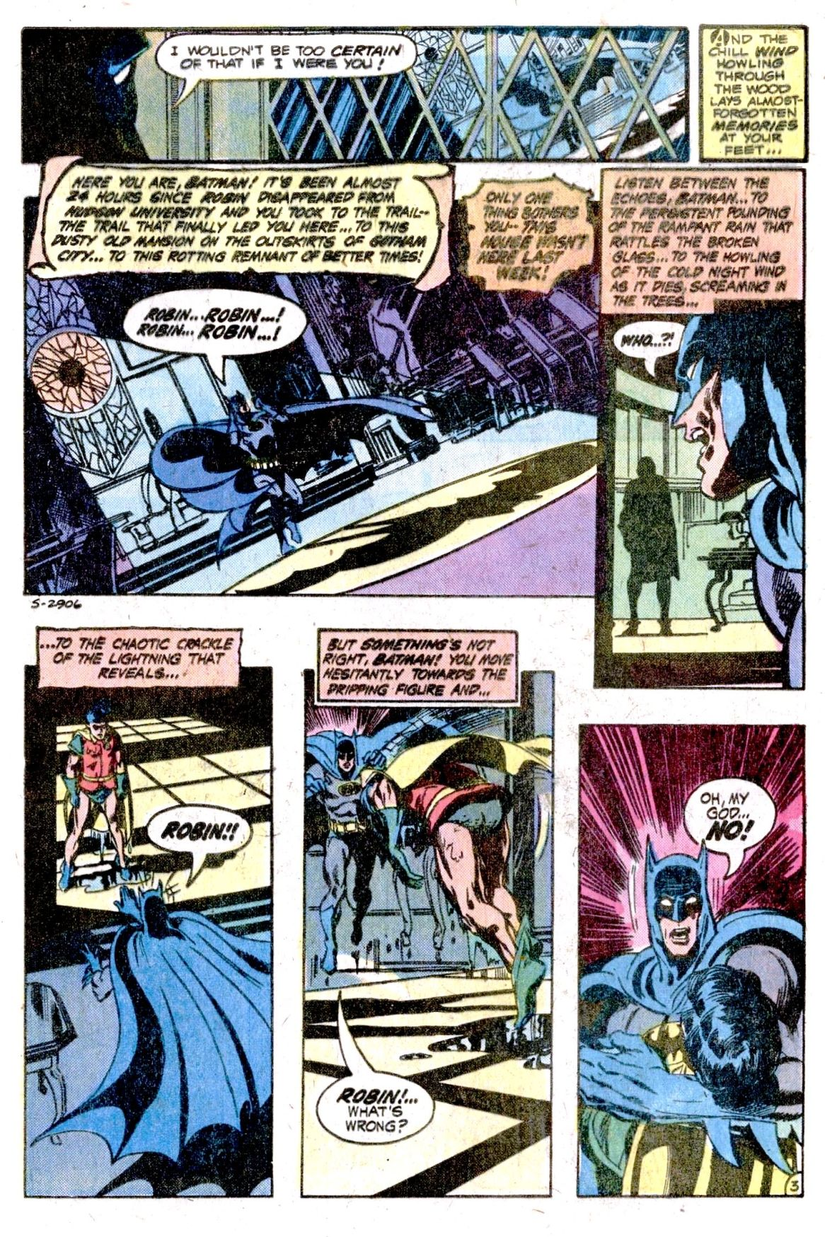 Detective Comics (1937) Issue #477 Page 5