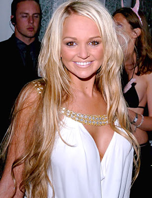 Actress Jennifer Ellison Gorgeous Wallpaper