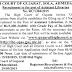 Gujarat High Court Assistant Librarian Recruitment 2015