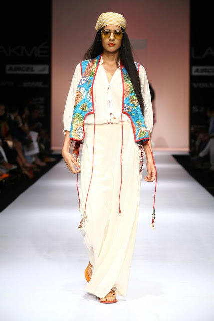 Day 1: #LFW : Loved Asmita Marwa Collection image