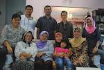 Pertemuan pertama kalinya peminat-peminat setia Arwah Abg Sudir di rumah Kak Rudiah....