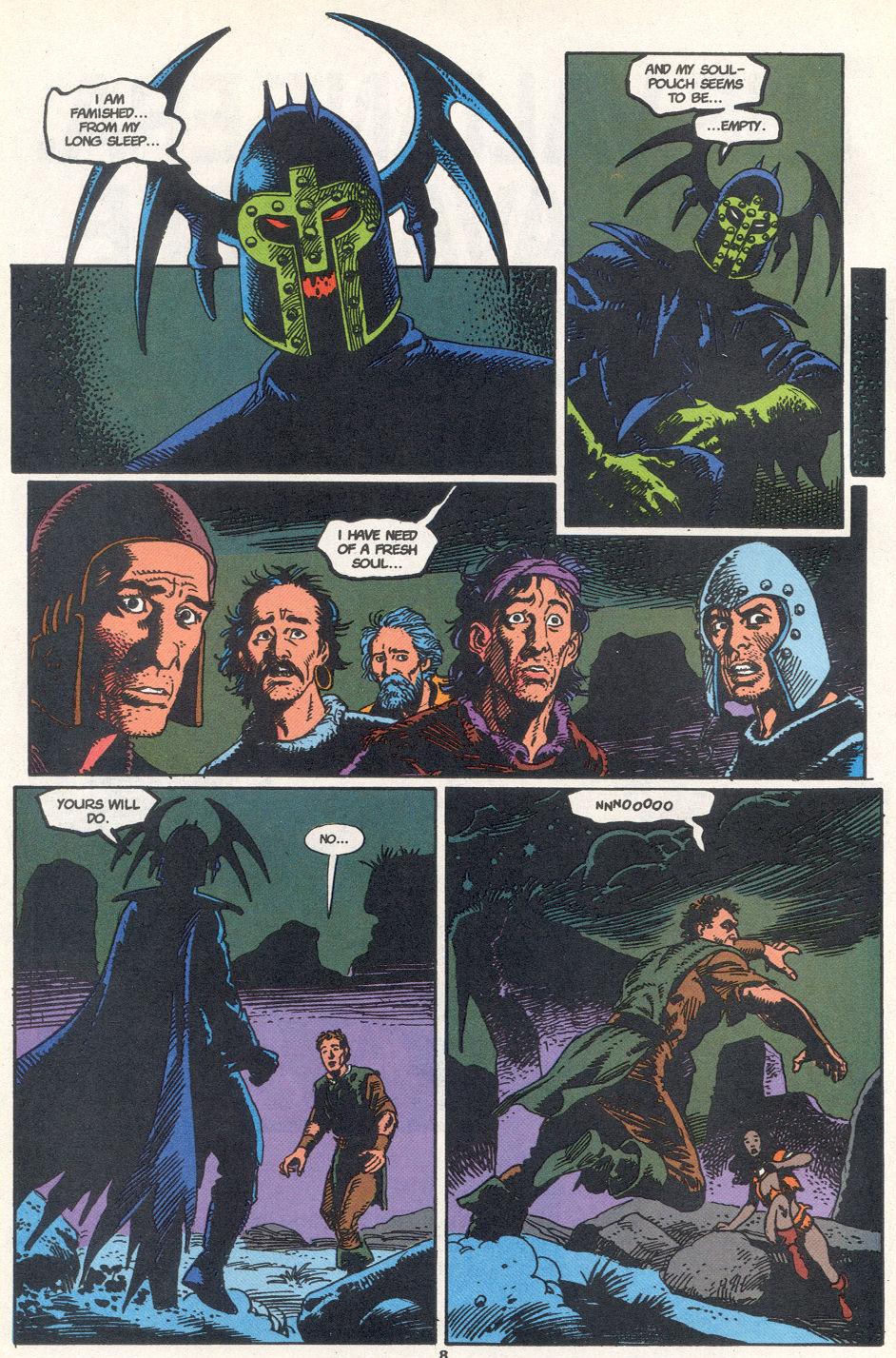 Conan the Barbarian (1970) Issue #272 #284 - English 6