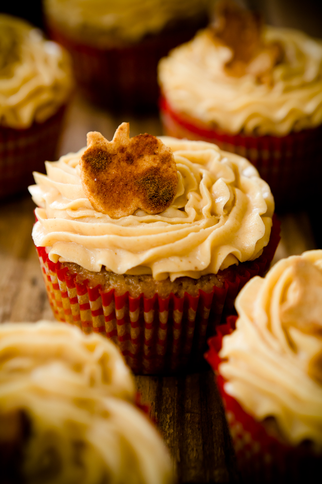 Classic Country Apple Cobbler Cupcakes Recipes — Dishmaps