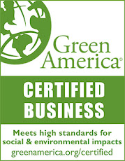 AWS is a Green-Certified Business, and proud member of Green America and the Green Business Network