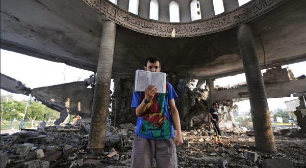 Ini Dia Target-Target Serangan Israel di Gaza