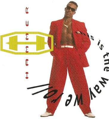 MC Hammer – This Is The Way We Roll (CDS) (1991) (320 kbps)