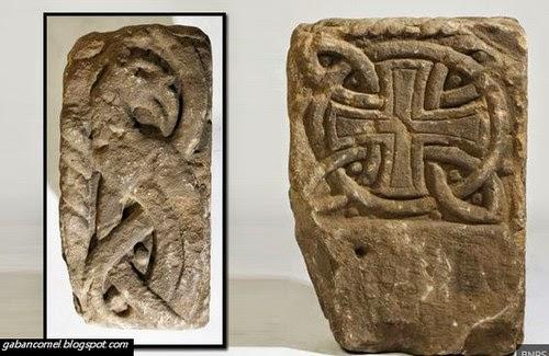Batu Bercorak Abad Ke 9 Bernilai Tinggi Tidak Sengaja Dijumpai Oleh Tukang Kebun