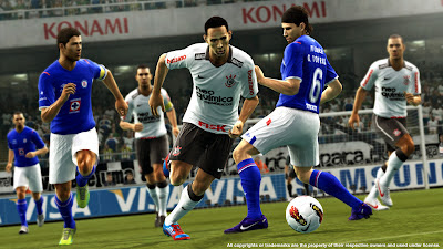 PES 2013 screenshot [4]