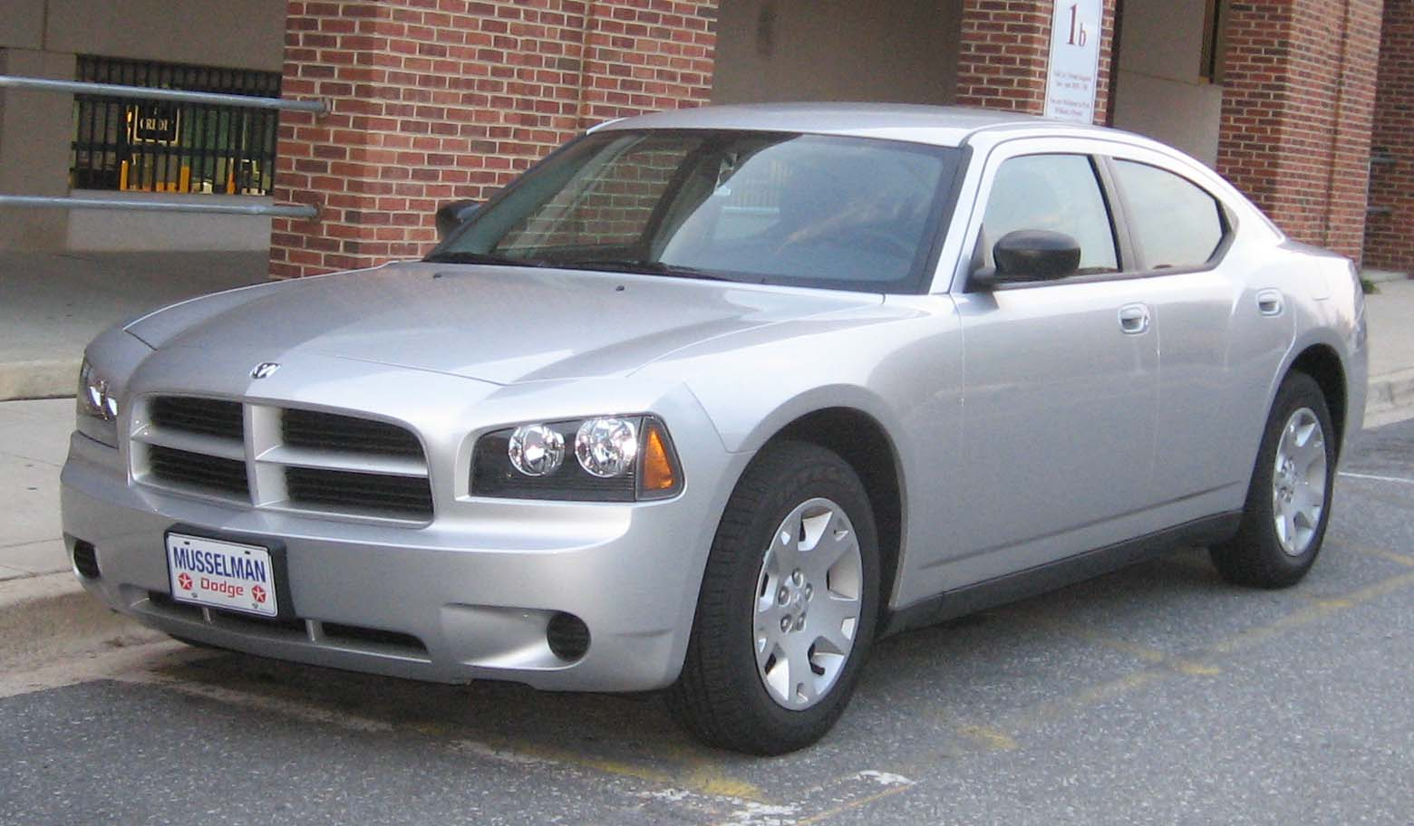 All About Muscle Car Dodge Charger LX Gallery History