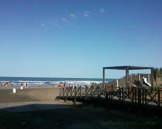 San Bernardo playa