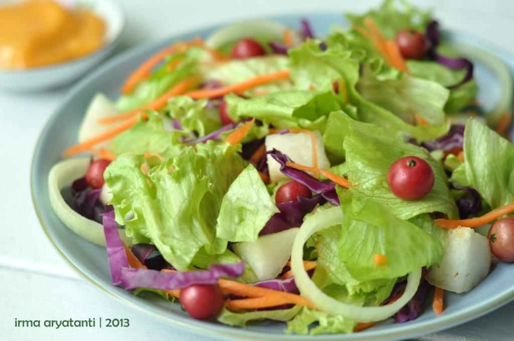 Resep Tumisan sayur hijau2 # DEBM Dari NANA2202