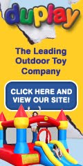 Duplay - Kids Bouncy Castles - Electric Ride On Cars - Trampolines - Swing Sets