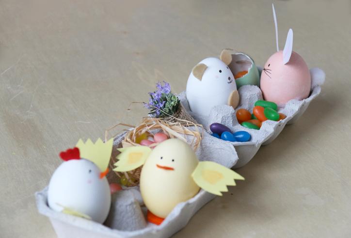 animales-hechos-con-huevos-duros-hansel-y-greta
