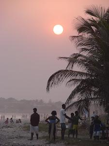 Nungua Beach