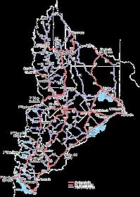 Consulta estado de rutas Neuquén interactiva