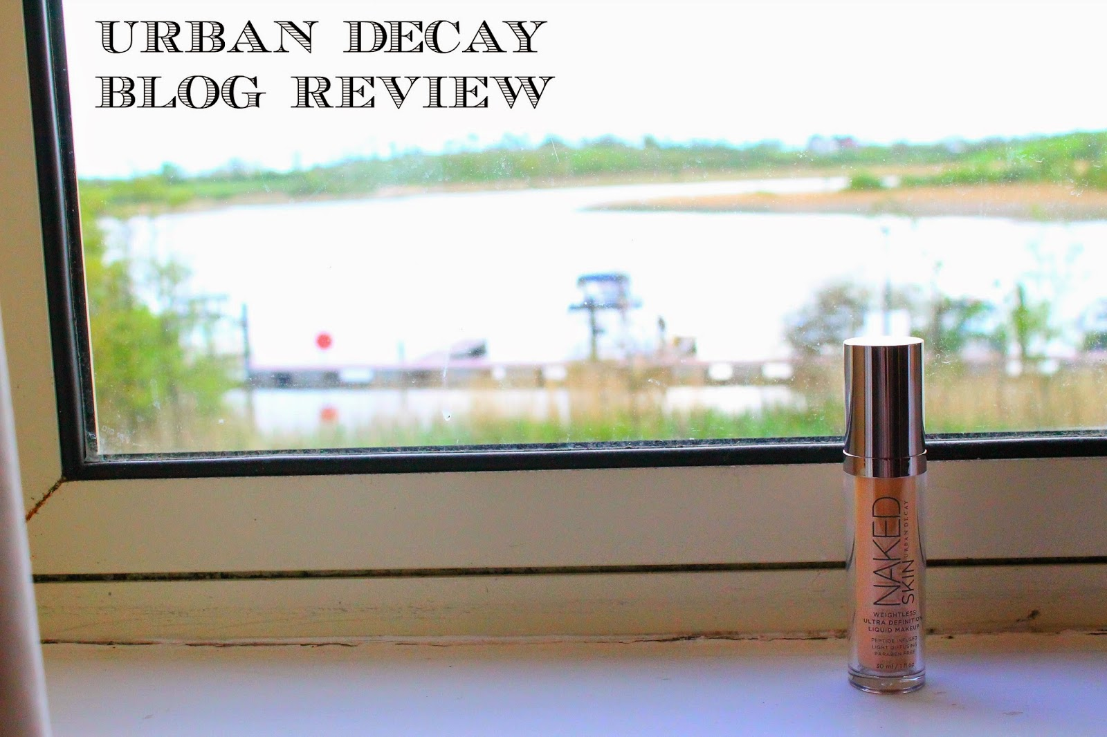 Urban Decay Blog Review