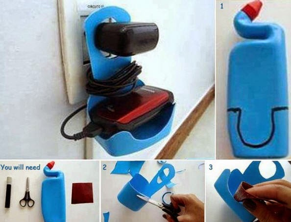 Tempat charger handphone