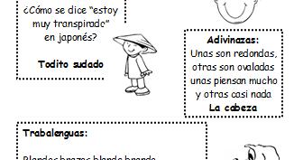 Diario mural un par de chistes para alegrar los d as tristes for Amenidades para periodico mural