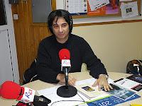 Entrevista en la radio. 7-12-2011. La Biblioteca encantada.