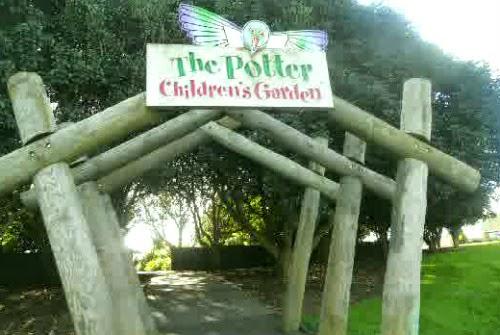 Auckland botanical garden