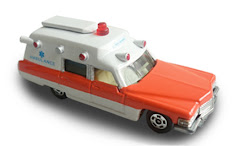 1:77 scale M-M Criterion Ambulance